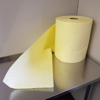 Economy Chemical Absorbent Roll for Spills and Leakages- 2mm
