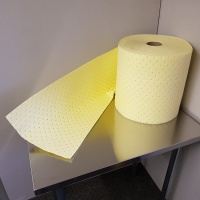 High Quality Chemical Absorbent Roll for Spills and Leakages - 3mm