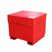 Steel Flammable Chemical secure Vault with 2 locks- CS7