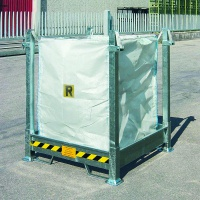 Demountable Bulk Bag Holder