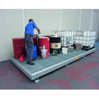 Premium Large Area Steel Collection Sumps