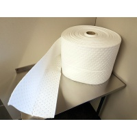 Heavy Duty Oil Only Absorbent Roll for Spillages- 4mm