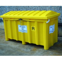 Polythene outside storage Container