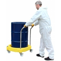 Polyethylene Drum Dolly with Handle