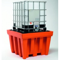 Premium Polythene Sump Pallet For 1 IBC