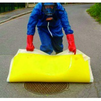 Flexible Drain Covers with Carry Bag
