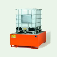 Premium Steel Sump Pallet For IBC ECO310