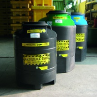 Waste oil Sump Plastic Containers